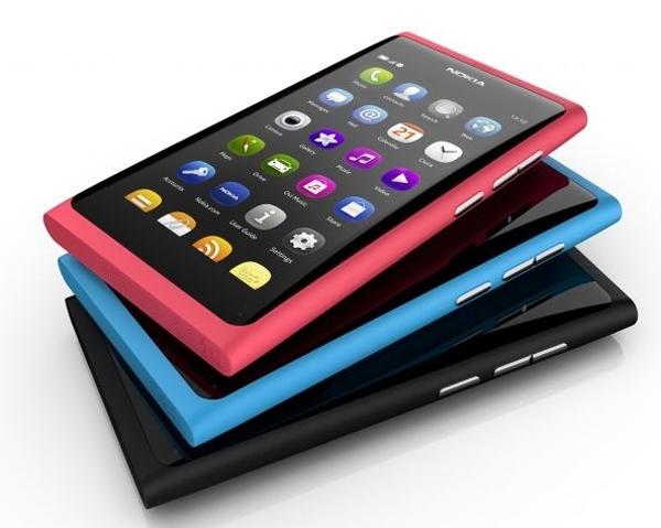 Nokia N9, conozca el primer móvil con MeeGo y pantalla táctil sin botones.