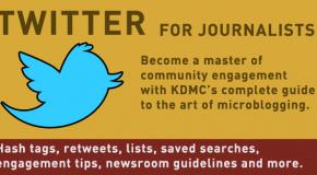 Twitter para periodistas: dos valiosas guías para explotar el tuiteo desde las salas de redacción. [+BONUS]