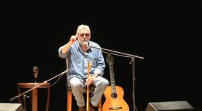 Facundo Cabral: la voz del cantor que detuvo Twitter por un segundo.