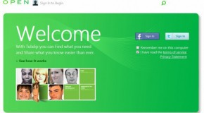 """""""Por error"""" Microsoft publica lo que podría ser su nueva red social."""
