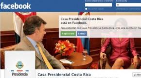 Lanzan recurso de amparo contra Gobierno de Costa Rica por bloqueo de usuario en Facebook