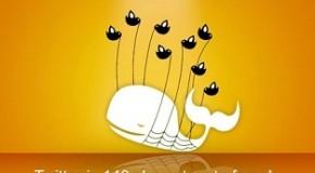 """Twitter """"al agua pato"""" en el mercado de publicidad"""