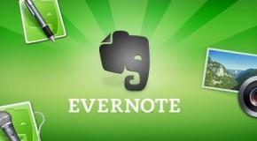 Evernote, con jugosa actualización para Android