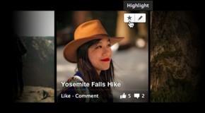 Facebook mejora tus inolvidables momentos plasmados en fotografías