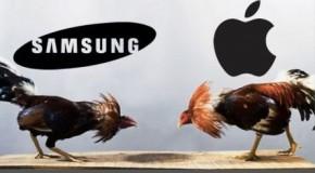 Empieza la lucha…Apple y Samsung en el round