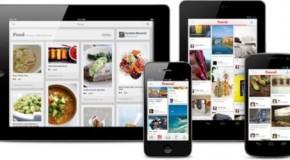 Pinterest se alista para los bolsillos androides y de iPad