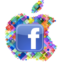 Facebook y Apple, una mezcla explosiva para iOS