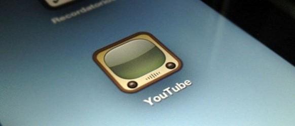 Apple no dejará huella de YouTube en iOS