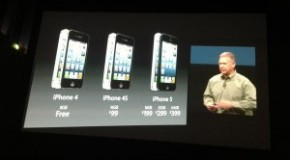 "El gran ""boom"" se destapa: iPhone 5"