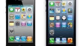 iPhone 5 vrs iPhone 4S