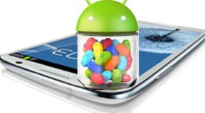 Jelly Bean inicia su labor en Galaxy S3