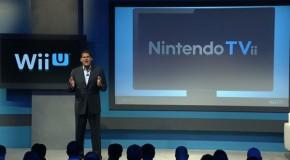 Nintendo TVii, una experiencia única de televisión