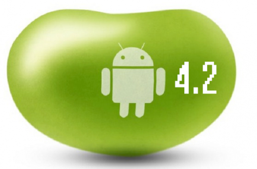 Android con nuevo encanto de Jelly Bean
