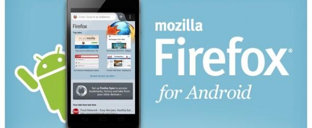 """Firefox incluye """"modo lectura"""" en tu Android"""
