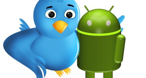 Nuevo look twittero para Android