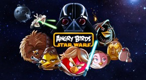 Angry Birds con vuelo directo a la galaxia de Start Wars