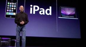 iPad y Apple Store fueron ideas de 1983