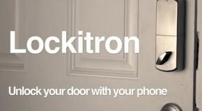 Tu móvil podrá abrir la puerta de tu casa