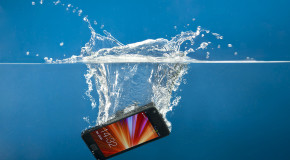 ¿Accidente acuático? Tres métodos caseros para recuperar un teléfono caído en desgracia.