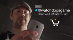 Amazon quiere tu vida más simple, ahora podés comprar con sólo un tweet.