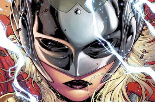 Thor cambia de sexo y las críticas estallan.